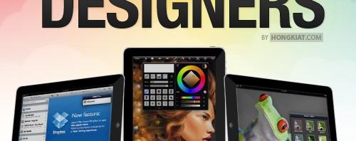 40 applicazioni IPad utili per i webdesigner