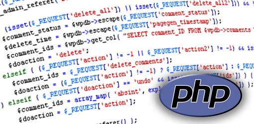 Programmazione PHP